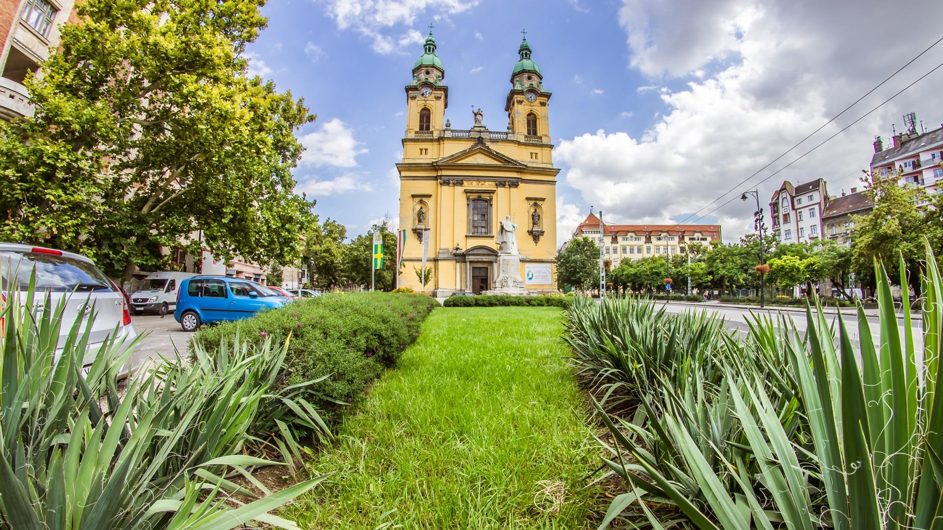 Horváth Mihály square