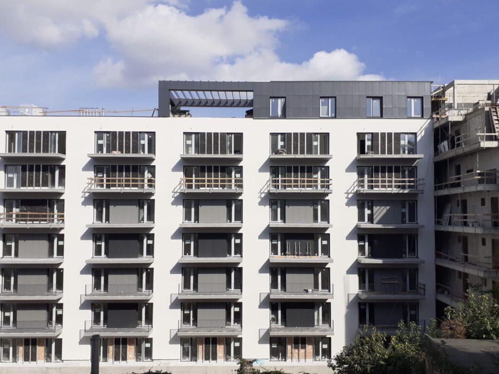 Marone House 1st phase construction September 2021